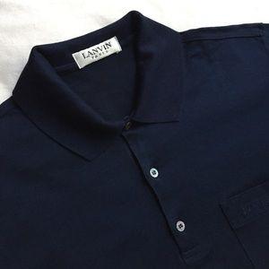 Vintage LANVIN Polo Shirt